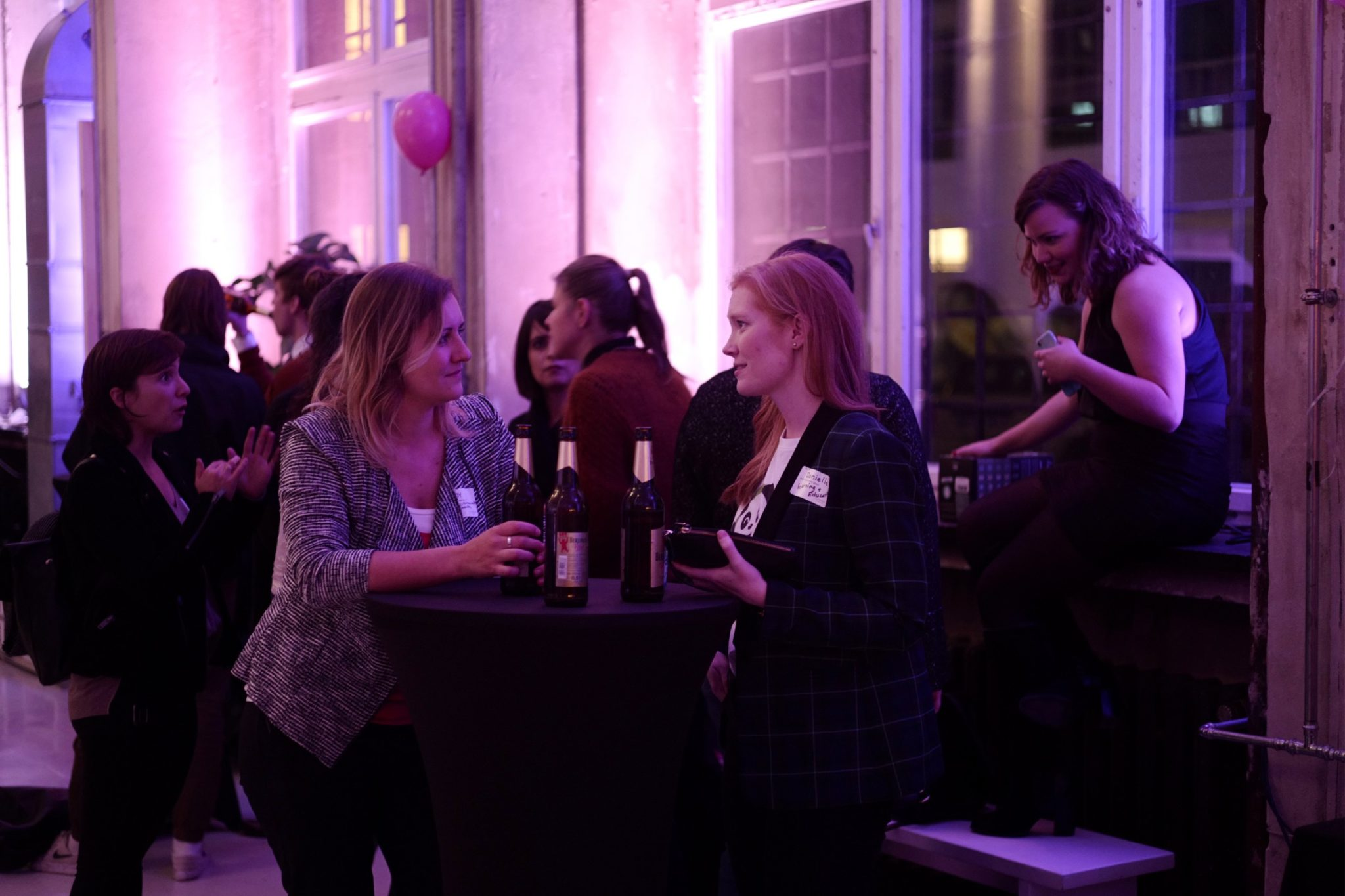 CelebratingKickassWomen Networking 25.10.18 19