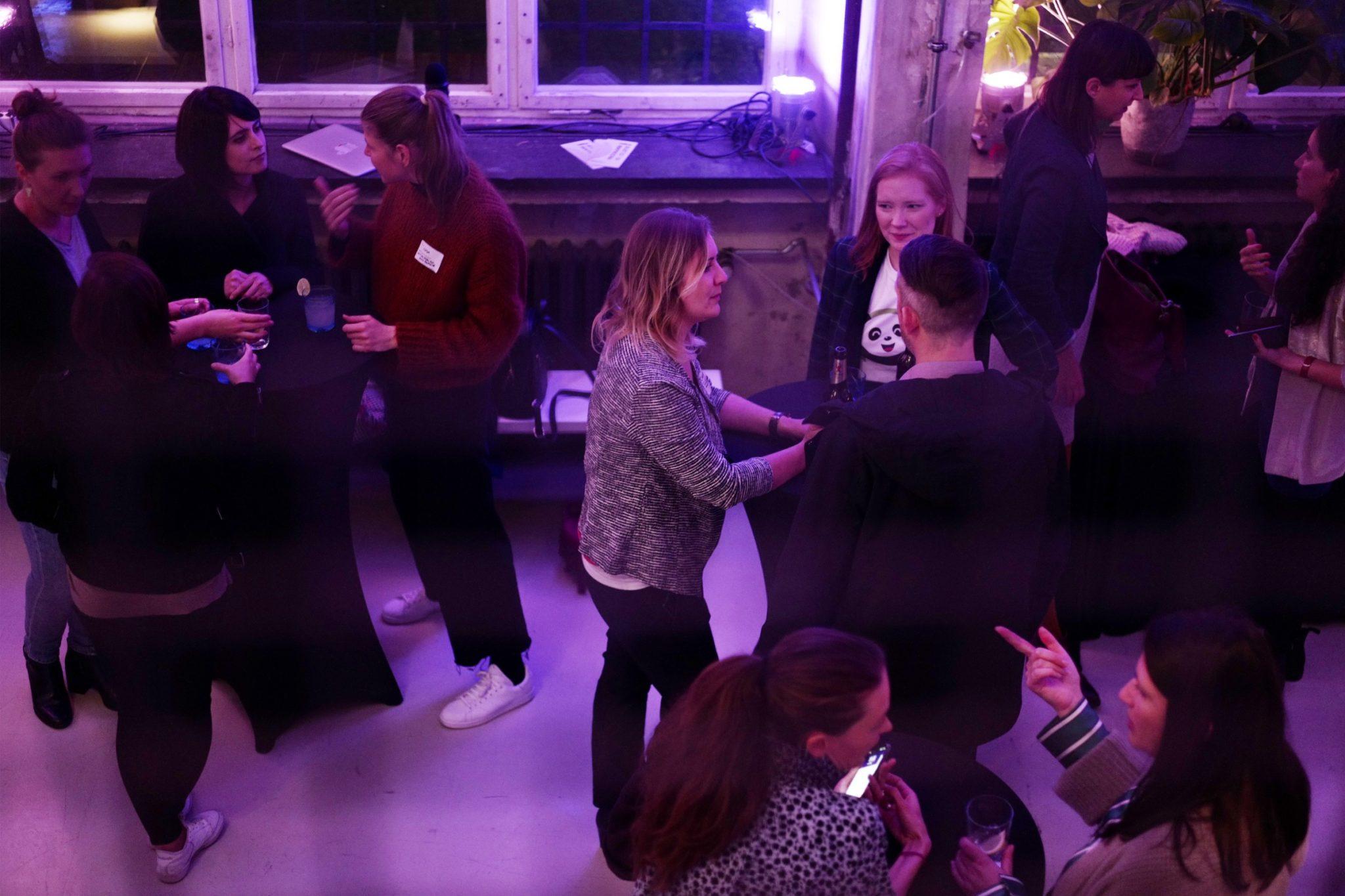 CelebratingKickassWomen Networking 25.10.18 22