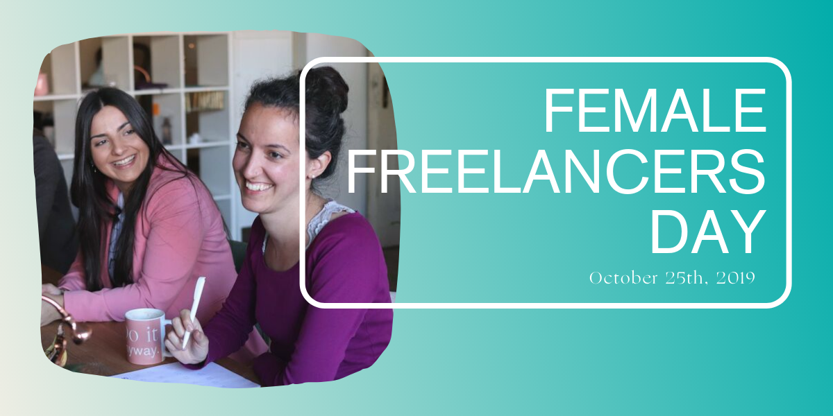 Female Freelancer Day Webseite Event header Main 1200px x