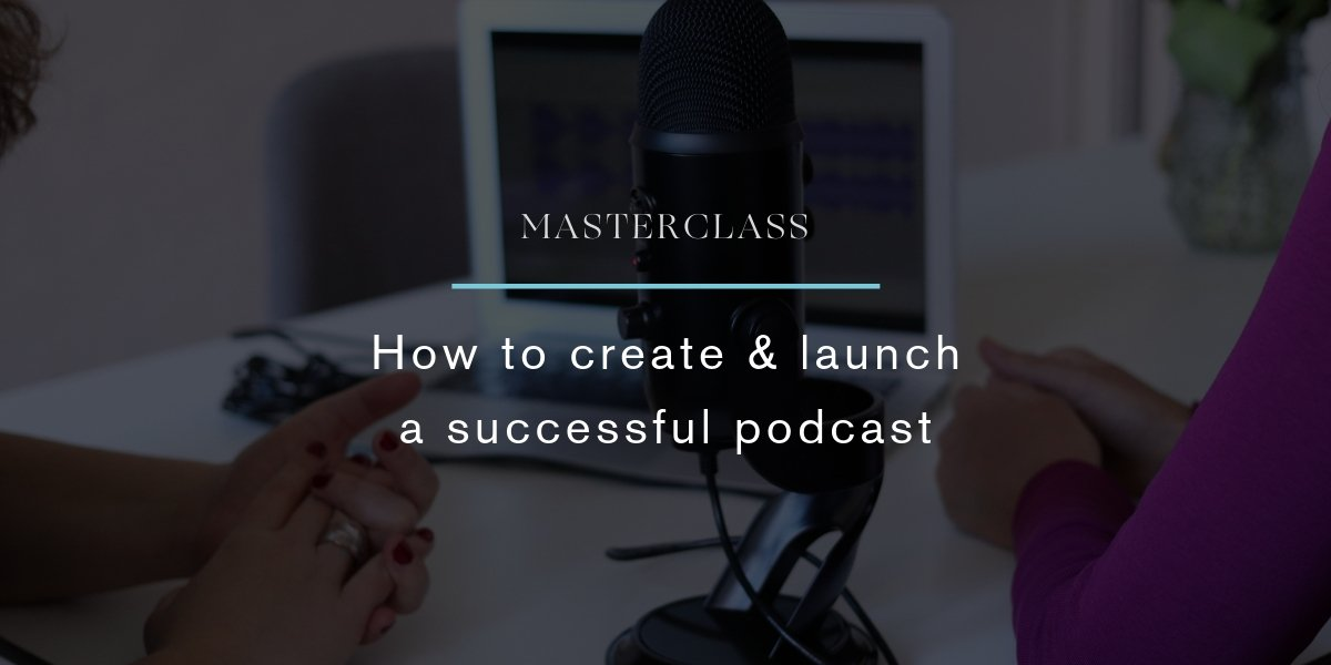 Podcasting NEW Webseite Event header 1200px x