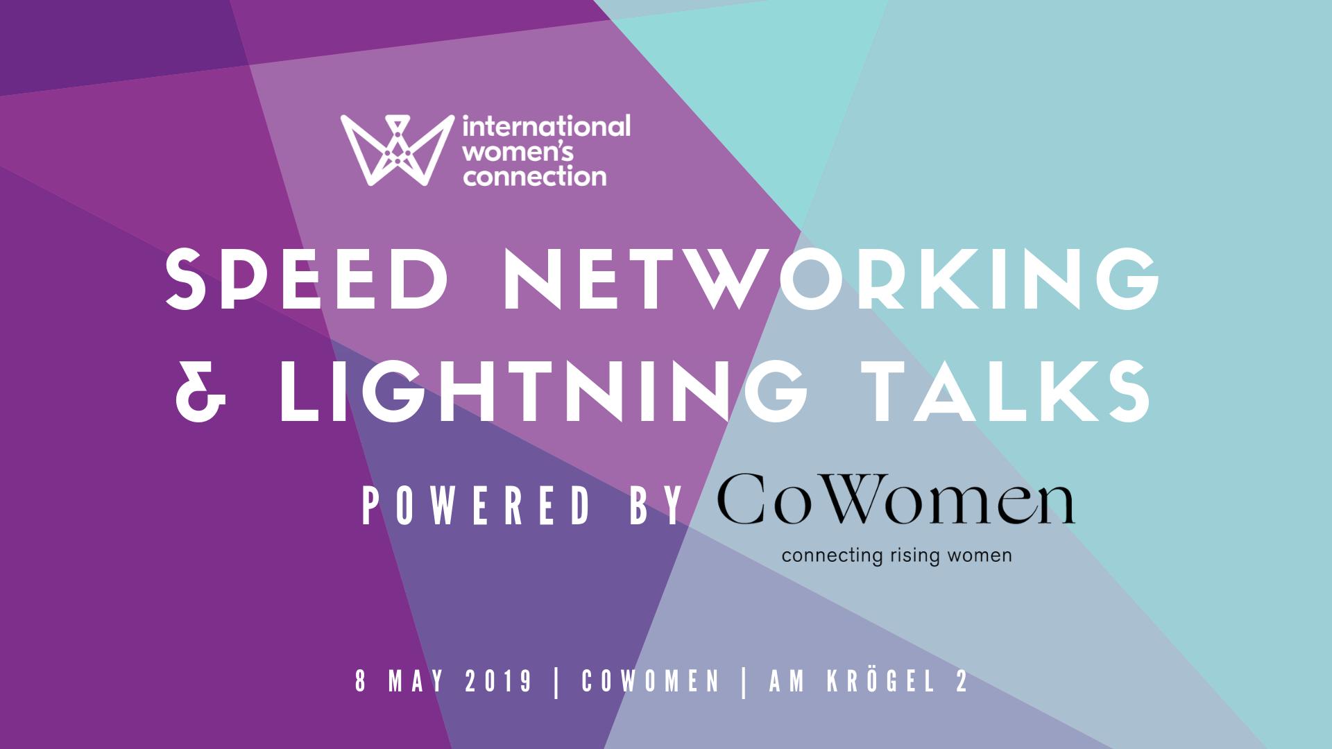 Veranstaltung Header CoWomen IWC